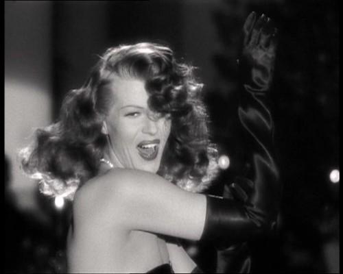 """Rita Hayworth dans """"Gilda"""" de Charles Vidor"""