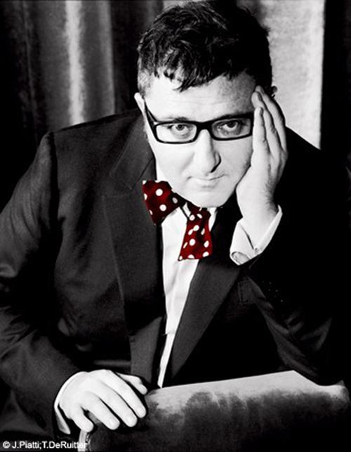 Portrait d Alber Elbaz pour Lanvin – gaëlle personal shopper 08aca309c1f