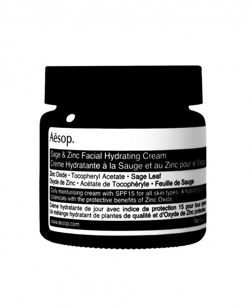 AESOP SKIN SAGE & ZINC FACIAL CREAM 60mL